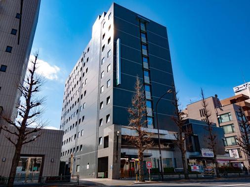 东京阿佐谷路线酒店 - 东京 - 建筑