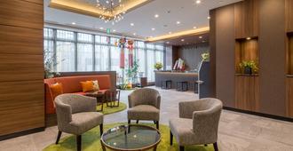 仙台阿尔蒙特酒店 - 仙台 - 休息厅