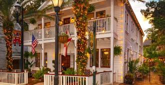 西班牙街 44 号旅馆 - 圣奥古斯丁