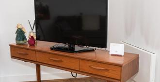 西迪兹伯里风格艺术开放计划公寓酒店 - 曼彻斯特 - 客房设施