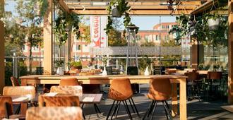 阿姆斯特丹康瑞登城市酒店 - 阿姆斯特丹 - 餐馆