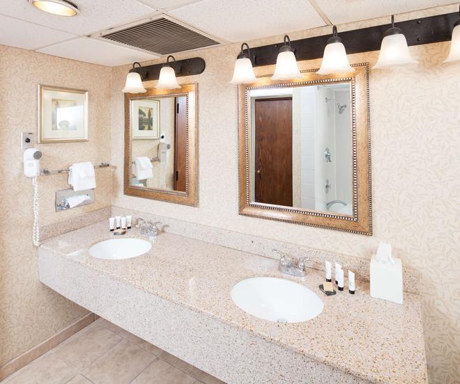 彭德尔顿红狮酒店 - 彭德尔顿 - 浴室