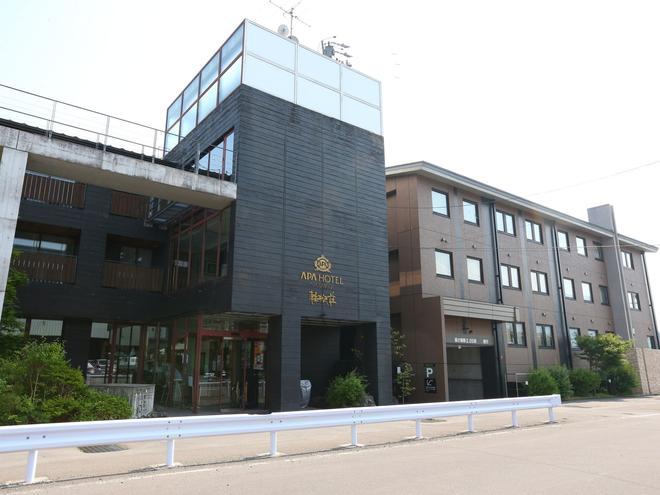 轻井泽站前阿帕酒店 - 轻井泽 - 建筑