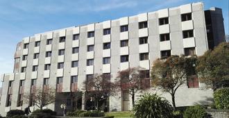 国敦普利茅斯酒店 - 普里茅斯 - 建筑
