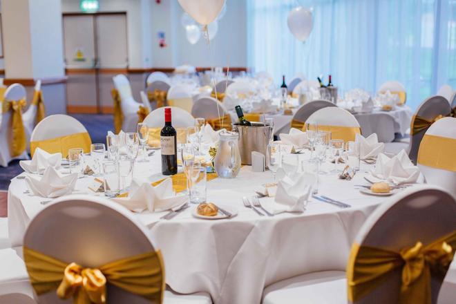 国敦普利茅斯酒店 - 普里茅斯 - 宴会厅