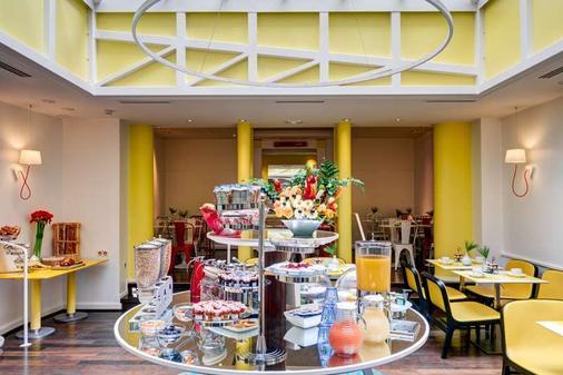 阿斯托亚阿斯托特尔酒店 - 巴黎 - 自助餐