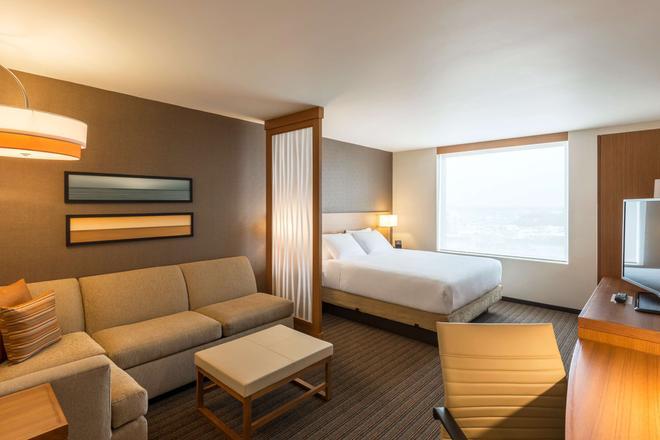 卡门城凯悦嘉轩酒店 - 地卡文城 - 睡房