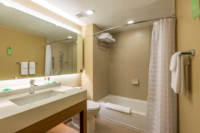 卡门城凯悦嘉轩酒店 - 地卡文城 - 浴室