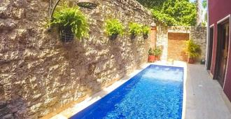 Hmc 卡塔赫纳城堡酒店 - 卡塔赫纳 - 游泳池