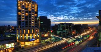 哥特法姆酒店 - 亚的斯亚贝巴 - 建筑