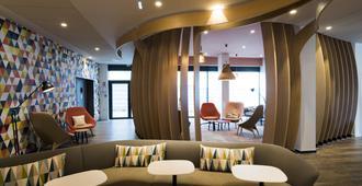 巴黎cdg机场智选假日酒店 - 鲁瓦西昂法兰西 - 休息厅