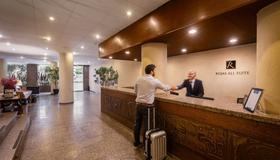 罗哈斯全套房酒店 - 圣保罗 - 柜台