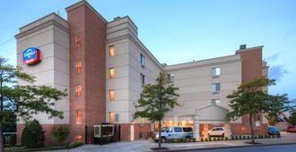 纽约拉瓜迪亚机场/法拉盛Fairfield Inn酒店 - 皇后区 - 建筑