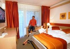 Hotel Savica Garni - Sava Hotels & Resorts - 布莱德 - 睡房