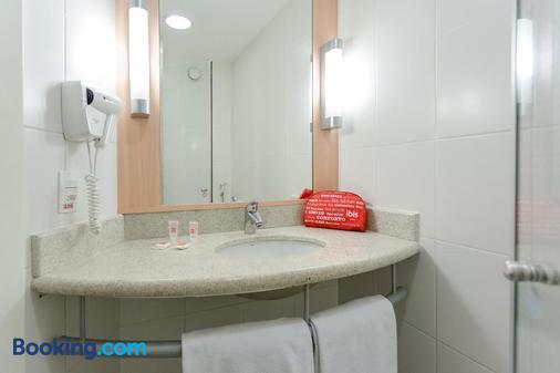 宜必思科帕卡巴纳-posto-2-酒店 - 里约热内卢 - 浴室