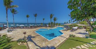 圣特罗佩普拉亚酒店 - 塞古罗港 - 游泳池