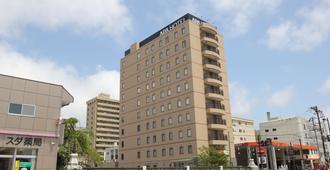 秋田千秋公园阿帕酒店 - 秋田 - 建筑