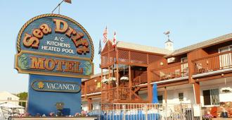 海之漂流汽车旅馆 - 旧奥查德比奇 - 建筑