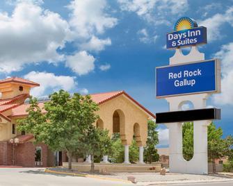 红岩盖洛普戴斯套房酒店 - 盖洛普 - 建筑