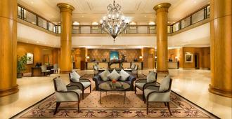伦敦格洛斯特千禧酒店 - 伦敦 - 大厅