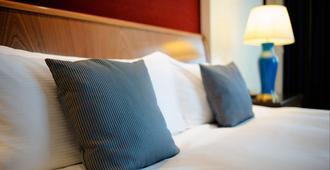 华沙洲际酒店 - 华沙 - 睡房