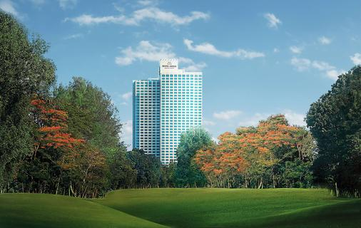 雅加达穆利亚塞纳岩酒店 - 雅加达 - 建筑
