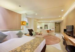 吉隆坡宾乐雅服务式公寓 - 吉隆坡 - 睡房