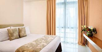 吉隆坡宾乐雅服务公寓 - 吉隆坡 - 睡房