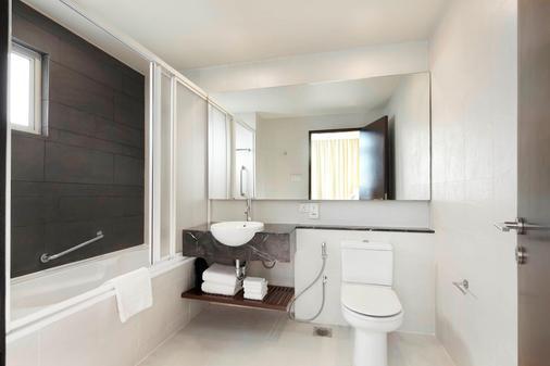 吉隆坡宾乐雅服务式公寓 - 吉隆坡 - 浴室