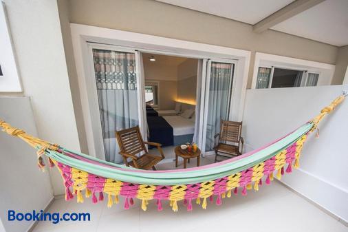 瀑布酒店 - 瓜鲁雅 - 阳台