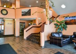 罗林斯美洲最佳价值酒店 - 罗林斯 - 大厅