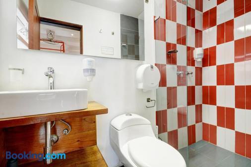 圣玛塔马萨亚青年旅舍 - 圣玛尔塔 - 浴室