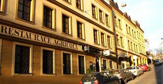 阿格里佐拉酒店 - 布拉格 - 建筑