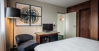 布鲁塞尔伯莱蒙特西尔肯酒店 - 布鲁塞尔 - 客房设施