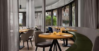布鲁塞尔伯莱蒙特西尔肯酒店 - 布鲁塞尔 - 餐馆