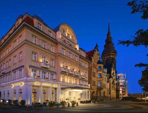 莱比锡弗斯腾霍夫酒店 - 莱比锡 - 建筑