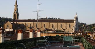 伯多尼酒店 - 佛罗伦萨 - 建筑