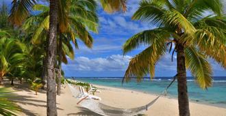 落日度假村 - 拉罗汤加岛 - 海滩