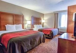 班戈康福特茵酒店 - 班戈 - 睡房