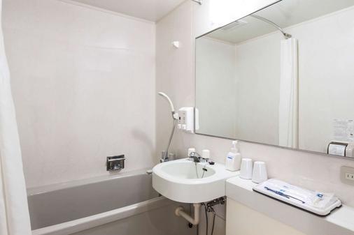 滨松舒适酒店 - 滨松市 - 浴室