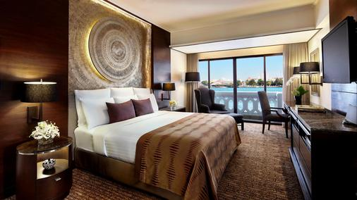 曼谷河畔安纳塔拉水疗度假村 - 曼谷 - 睡房