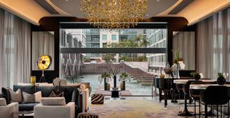 索菲特奥克兰高桥港酒店 - 奥克兰 - 建筑