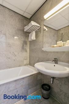 王冠旅馆 - 埃因霍温 - 浴室