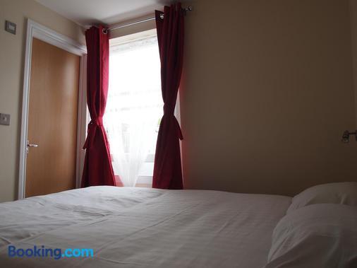 伯爵府花园酒店 - 伦敦 - 睡房