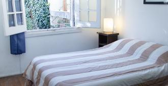 波西托斯旅舍 - 蒙得维的亚 - 睡房