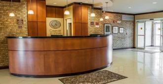 绍斯波特康福特套房酒店 - 印第安纳波利斯 - 柜台