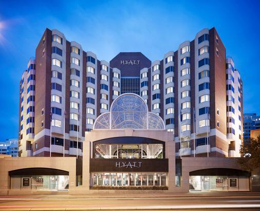 珀斯凯悦酒店 - 珀斯 - 建筑