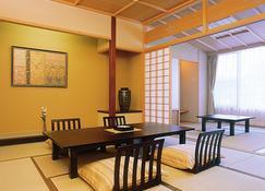 月野瀬酒店 - 福岛 - 餐厅