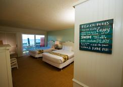 卡阿纳帕利海洋酒店 - 拉海纳 - 睡房