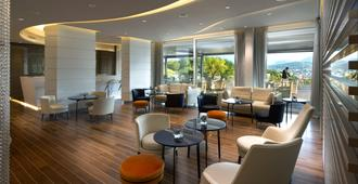 卢加诺风景酒店 - 卢加诺 - 休息厅